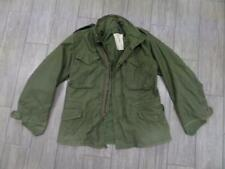 1970s vintage M65 field coat SMALL SHORT vietnam ALPHA INDUSTRIES army cold