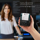 US SHIP Bluetooth Receipt Printer, 58mm Mini Thermal Printer,Wireless Mobile POS