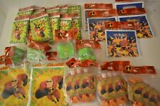 Large Lot of Disney The Incredibles Party Supplies Decorations
