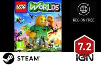 Lego Worlds [PC] Steam Download Key - FAST DELIVERY