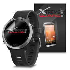 6-Pack Clear XtremeGuard HI-DEF Screen Protector For Garmin Forerunner 645 Music