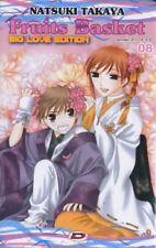 manga DYNAMIC DYNIT FRUITS BASKET BIG EDITION numero 8