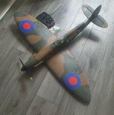 model aircraft kit spitfire Park Zone