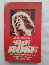 The Rose by Leonore Fleischer (Paperback, 1979)
