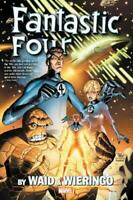 Fantastic Four By Mark Waid & Mike Wieringo Omnibus 1302913824 New & Sealed HC