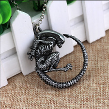 Classic movie Alien vs. Predator Alien monster pendant necklace