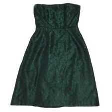 Laundry By Shelli Segal Emerald Green Cocktail Dress Size 2 WB