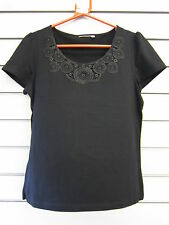 Women's Cotton Blend Scoop Neck Stretch Other Tops & Shirts