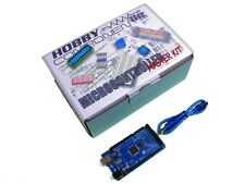 Hobby Components UK Master Experimenters Kit with Arduino compatible R3 Mega