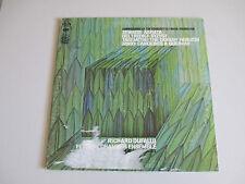 XENAKIS, DEL TREDICI  ETC.-AKRATA- DUFALLO -VINYL LP  RECORD-CBS MS 7281 STEREO