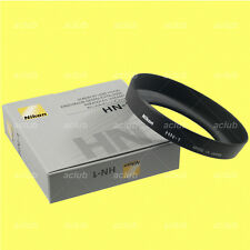 Genuine Nikon HN-1 Métal Lens Hood pour AI-S 24 mm f/2.8 AiS 28 mm f/2 Manual Focus