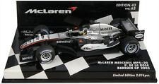 Minichamps McLaren Mercedes MP4-20 Bahrein GP 2005-Pedro De la Rosa 1/43 Escala