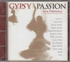 GIPSY PASSION - new flamenco CD various artists