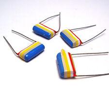 4x Mullard tropical fish condensador 0.68 µf/250 voltios, Tone capacitor, nos