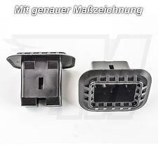 2x Kunststoff Halterung Clips Rücksitzbank Rücksitz VW Golf Bora CC Polo Passat
