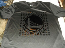Golden State Warriors NBA Team Apparel Kevin Durant  shirt  L ( black )