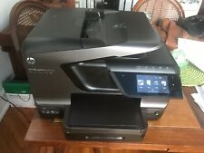 HP OfficeJet Pro 8600 Premium Wireless InkJet Printer. Pre-owned NEW PRINTHEAD.