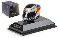 Minichamps Arai Helmet Sepang Malaysian GP 2010 - Sebastian Vettel 1/8 Scale