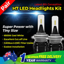 H7 13800LM LED HEADLIGHT KIT HIGH POWER VEHICLE CAR REPLACE HALOGEN XENON BULB