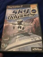 Sky Odyssey (Sony Playstation 2 PS2) Complete Tested