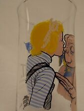 Vintage E.T. Limited Edition Pizza Hut Collector's Series Glass Cup 1982