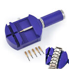 Wrist Bracelet Watch Band Link Strap Remover Adjuster and 5 Pins Repair Tool Set