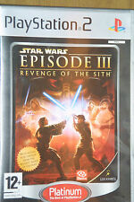 Star Wars: épisode 3 Revenge of the Sith Platinum