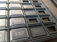 (5) KM4132G512Q-7 SAMSUNG SGRAM 2X256KX32 100 Pin Plastic QFP NEW RARE 5 FOR $9