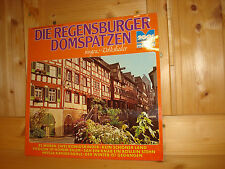 REGENSBURGER DOMSPATZEN BOYS CHOIR VOLKSLIEDER FOLK SONGS METRONOME STEREO LP NM