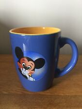 Mickey Mouse Disneyland Esso Mug Character Cup
