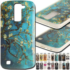 For LG K10(2016) TPU Rubber Skin Silicone Soft Cover Case Protective Gel Back