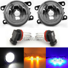 H11 LED Fog Light For ACURA TSX RDX TL HONDA 12-15 CRV Pilot Driving Lamp Pair