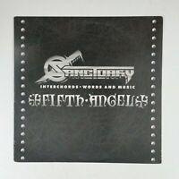 SANCTUARY / FIFTH ANGEL Interchords EAS2905 LP Vinyl VG++ Cover VG+ near ++ 1988