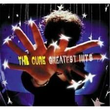CURE GREATEST HITS CD NEW