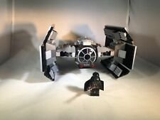 LEGO Star Wars 8017 Darth Vader's TIE Fighter NO BOX NO INSTRUCTIONS
