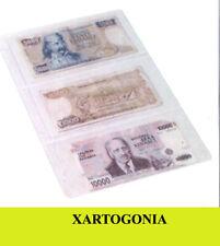 PAPERMONEY PLASTIC CASE, SIZE A4, 10 items per lot