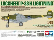 Lockheed P-38 H Lightning - 1/48 - Tamiya 25199