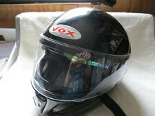 XXL MOTORCYCLE/SNOWMOBILE HELMET-DOT VOX RACING-FULL FACE