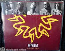 RAPSODIA - SUL PENDOLO REMIX Anno 1994CDS