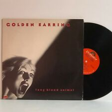 Golden Earring LONG BLOND ANIMAL 1980 POLYDOR  promo LP NM