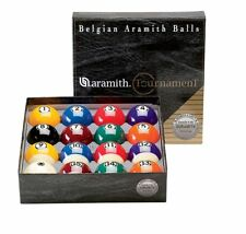 Belgian Aramith Pro Tournament Billiards Pool Ball Set - ARTS
