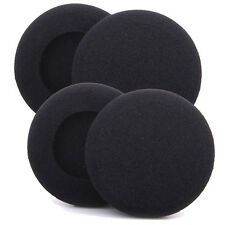 50MM 10pc Soft Foam Ear Pads Cushion Sponge Earpads Headphone Headset Cover Pads