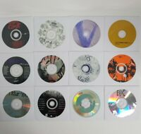 Music CD 12 Disc Custom Bundle Indie, Alternative, Punk, & Metal. - Rare