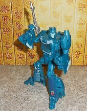 Transformers Titans Return BLURR Complete Deluxe Headmaster Lot