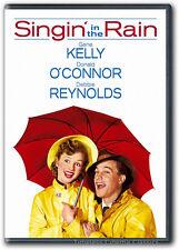Singin' in the Rain Dvd New Gene Kelly, Donald O'Connor, Debbie Reynolds