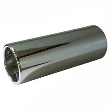 OEM NEW 2011-2020 F-150 Chrome Plated Exhaust Tip- Fits 3.5 Ecoboost, 5.0 Coyote