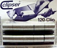 Nachfülldepot für den Clipser - Wurstclipper - Beutelverschlussgerät