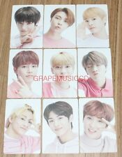 NCT 127 NCT127 1st ANNIVERSARY SUM EVENT PHOTO CARD ALL MEMBER 9 PHOTOCARD SET