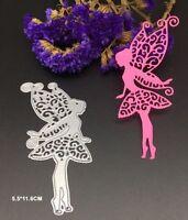 Craft-House 'Filigree Fairy' Cutting Die. CHD15