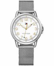 Tommy Hilfiger Women's Sport Stainless Steel Mesh Bracelet Watch 36mm 1781658
